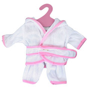 Oblečení pro miminko - župan
