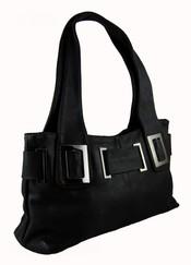 Dámská kabelka na rameno 806 černá