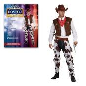 Karnevalový kostým Kovboj vel. 52