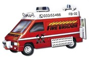 Auto Renault Trafic FIRE BRIGADE MS45 0102-45