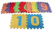 Merco pěnové puzzle Čísla kód 9407