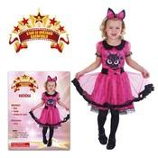 Karnevalový kostým Kočička vel. M