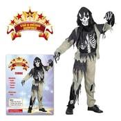 Dětský kostým Zombie vel L