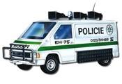 27 Auto Renault Trafic POLICE stavebnice MS27 0102-27