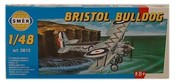 Model letadlo Bristol bulldog 1:48 (stavebnice letadla)