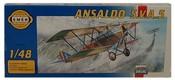 Model letadlo Ansaldo SVA 5 1:48 (stavebnice letadla)