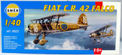 Model letadlo Fiat CR 42 1:40 (stavebnice letadla)