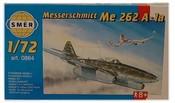 Model letadlo Messerschmitt Me 262A 1:72 (stavebnice letadla)