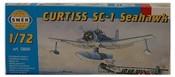 Model letadlo Curtiss SC1 Seahawk 1:72 (stavebnice letadla)