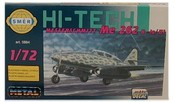 Model letadlo Messerschmitt Me 262 B 1:72 (stavebnice letadla)