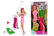 Panenka Steffi golfistka