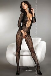 Sexy bodystocking Zita black