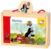 Pexeso Memo KRTEK v krabičce Krteček