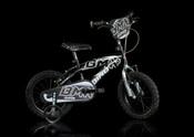 """Dětské kolo Dino BMX černá 12"""" 2014"""