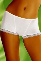 Dámské boxerky eco-TE white