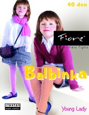 Dětské punčochy BALBINKA 40 den