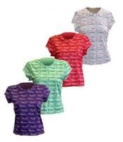 City Cool dámské triko krátký rukáv