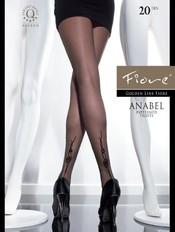 Klasické punčochy ANABEL 20 den