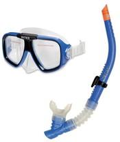 Set potápěčský brýle + šnorchl