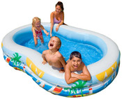 Bazén 262 x 160 x 46 cm