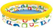 Bazén kruh 147 x 33 cm NAFUKOVACÍ KOLO do vody