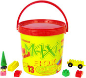 013 Stavebnice kbelík maxi 13
