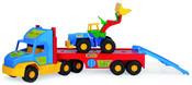 Super Truck s valníkem 36520