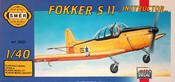 Model letadlo Fokker S11 Inst 1:40