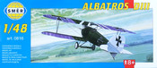 Model letadlo Albatros D III 1:48