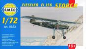 Model letadlo Fieseler Fi156 Storch 1:72