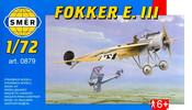 Model letadlo Fokker E.III 1:72
