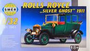 Model auto Rolls Royce Silver Ghost 1911 1:32