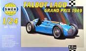 Model auto Lago Talbot 1947 1:24