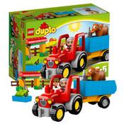 DUPLO Traktor 10524 STAVEBNICE