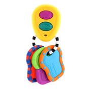 Klíče elektronické pro miminko