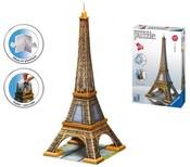 Puzzle Eiffelova věž 3D