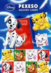 Pexeso Disney Zvířátka