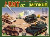 MERKUR 104 Army set