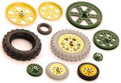 ND106 kola a pneumatiky Náhradní díl