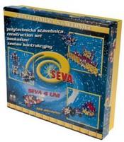 SEVA 4 UNI Stavebnice polytechnická 668 dílů