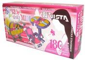 MIDI 180 ks pro dívky polytechnická STAVEBNICE