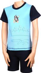 Chlapecké pyžamo KR 012 krátké