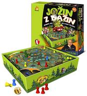 Společenská stolní hra Jožin z bažin
