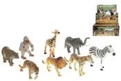 Zvířátka Safari divoká 8-13 cm