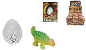 Dinosaurus ve vajíčku - roste , líhne se