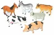 Zvířata domácí - jednotlivá zvířata 1ks