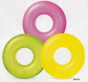 Kruh NEON plavací 91cm