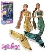 Panenka Lucy mořská panna s měnícími vlasy