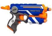 NERF Pistole s laserovým zaměřovačem