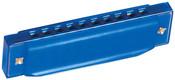 Harmonika foukací modrá MALÝ HUDEBNÍK